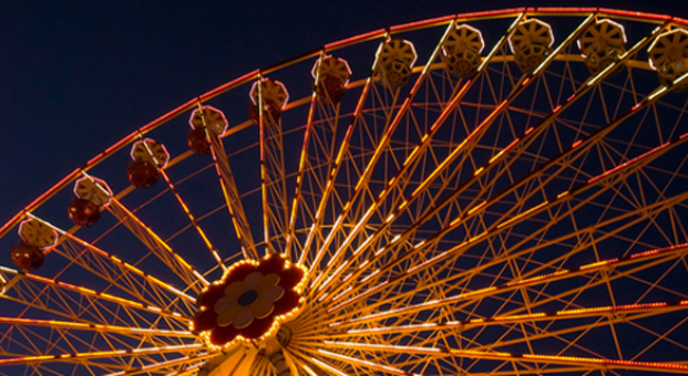 Prater Big Wheel, Vienna